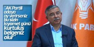 """AKP'li vekilden skandal sözler: """"Oyunu AKP'ye ver cennete git!"""""""
