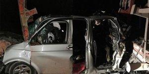 Ankara'da feci kaza: 6 ölü