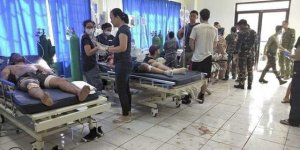 Filipinler'de kiliseye bombalı saldırı! 19 ölü, 48 yaralı
