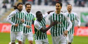 Atiker Konyaspor: 2 - Alanyaspor: 0