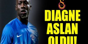 Diagne, Galatasaray'da!