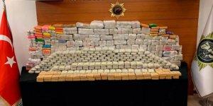 İstanbul'da uyuşturucu operasyonu: 850 kilo eroin ele geçirildi