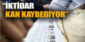"""""""AKP anketleri yaptı, İstanbul Büyükşehir Belediyesi kayıp"""""""