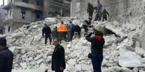 Halep'te facia: 7 Ölü