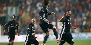 Antalyaspor: 2 - Beşiktaş: 6
