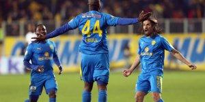 MKE Ankaragücü: 3 - Kasımpaşa: 0