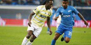 Fenerbahçe, Avrupa defterini Rusya'da kapattı...