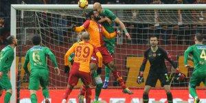 Galatasaray: 1 - Akhisarspor: 0