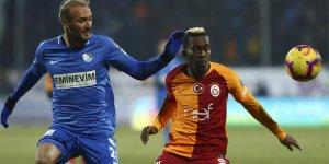 BB Erzurumspor: 1 - Galatasaray: 1