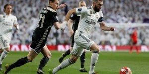 Ajax Real Madrid'i eleyerek tarih yazdı