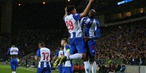 Çakır çaldı, Porto uzatmalarda turladı