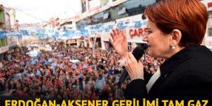 Akşener'den Cumhurbaşkanı Erdoğan'a sert yanıt