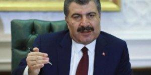 """Sağlık Bakanı Fahrettin Koca'nın itirafı: """"Sağlıkta dışa bağımlıyız"""""""