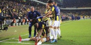 Fenerbahçe: 2 - Demir Grup Sivasspor: 1