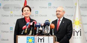 Kılıçdaroğlu ve Akşener'den ortak açıklama: Bostan korkuluğu musunuz?