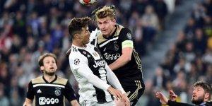 Ajax, Juventus deplasmanında tarih yazdı