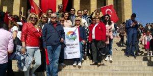 YAD üyeleri 23 Nisan günü Anıtkabir'i ziyaret programı düzenledi