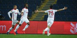 Medipol Başakşehir: 0 - Göztepe: 2