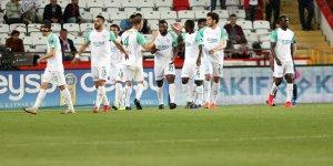 Antalyaspor: 0 - Bursaspor: 1