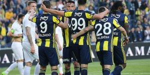Fenerbahçe: 2 - Akhisar Belediyespor: 1
