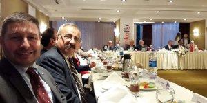 YAD Genel Başkanı Halil KONUŞKAN, Ankara'da bazı ziyaretlerde bulundu