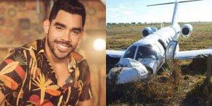 Brezilya'da uçak düştü, ünlü şarkıcı hayatını kaybetti