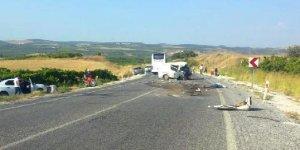 Manisa'da zincirleme kaza: 6 ölü, 8 yaralı