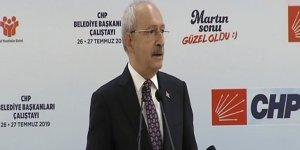 Kılıçdaroğlu'ndan belediye başkanlarına: Adaletle yönetiniz
