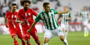Konyaspor: 2 - Antalyaspor: 2