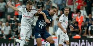 Beşiktaş: 1 - Çaykur Rizespor: 1