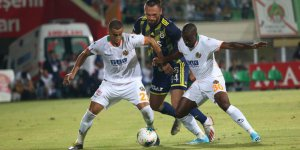 Aytemiz Alanyaspor: 3 - Fenerbahçe: 1