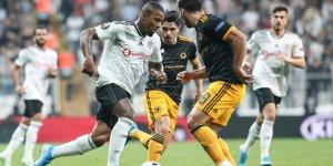 Beşiktaş: 0 - Wolverhampton: 1