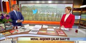 Meral Akşener: Milletimiz iktidarın kulaklarını çekti!