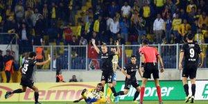 MKE Ankaragücü: 0 - Beşiktaş: 0