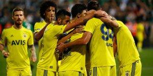 Yukatel Denizlispor: 1 - Fenerbahçe: 2