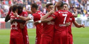 Demir Grup Sivasspor: 2 - Antalyaspor: 1