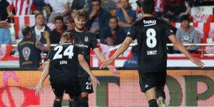 Antalyaspor: 1 - Beşiktaş: 2