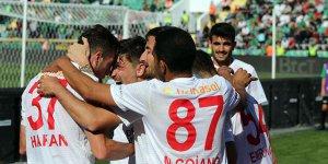 Yukatel Denizlispor: 0 - Demir Grup Sivasspor: 2