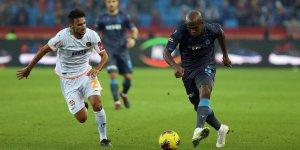 Trabzonspor: 1 - Aytemiz Alanyaspor: 0
