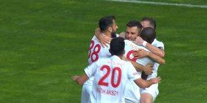 İM Kayserispor: 1 - DG Sivasspor: 4