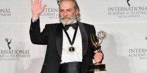 Haluk Bilginer, 'Emmy' ödülüne layık görüldü