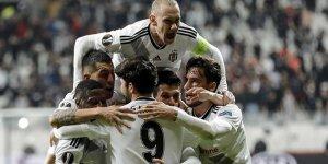 Beşiktaş 90+2'de mutlu sona ulaştı