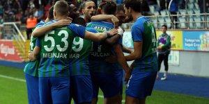 Çaykur Rizespor: 3 - İH Konyaspor: 1
