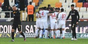 BtcTurk Yeni Malatyaspor: 1 - DG Sivasspor: 3