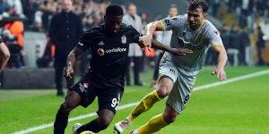 Beşiktaş: 0 - BtcTurk Yeni Malatyaspor: 2