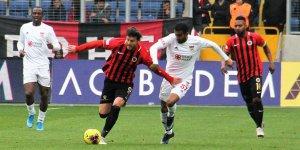 Gençlerbirliği: 2 - DG Sivasspor: 2