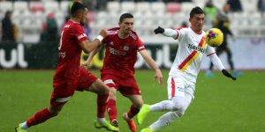 Demir Grup Sivasspor: 1 - Göztepe: 0