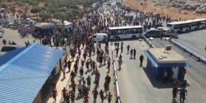 BM'den flaş açıklama! 350 Bin Suriyeli Türkiye sınırına dayandı