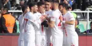 Yukatel Denizlispor: 0 - Antalyaspor: 3