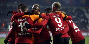 İH Konyaspor: 0 - Galatasaray: 3